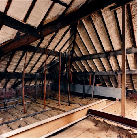 Upgrade Your Attic Insulation Celing Insulation Services