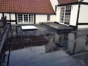 Firestone Roofing Membrane