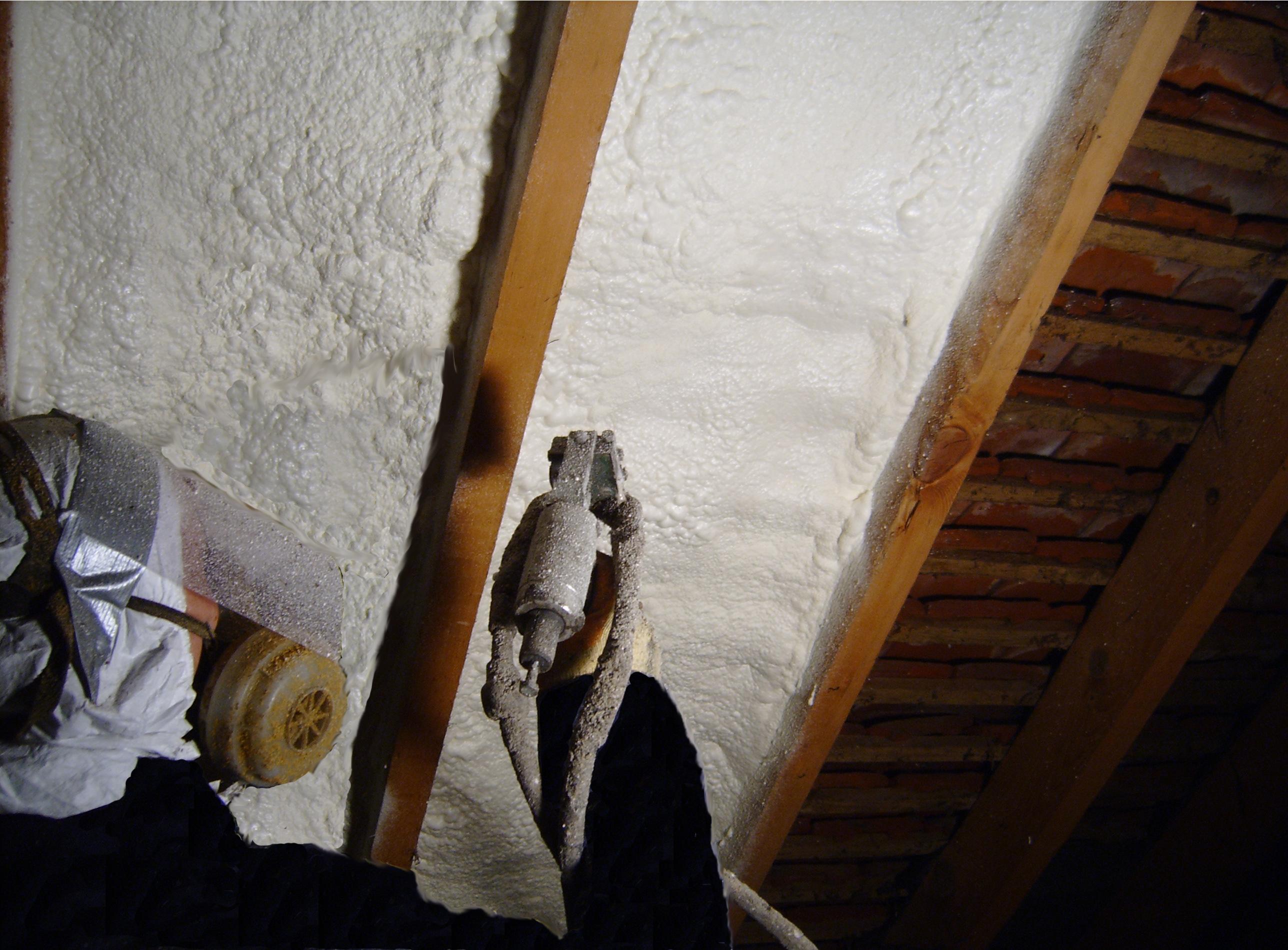 Spray Foam Insulation Sprayseal Co Uk